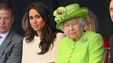 El rotundo comunicado de la reina Isabel II que defiende la decisión de los duques de Sussex