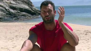 Jorge Pérez se rompe en Supervivientes 2020