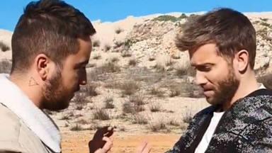 """Beret 'presiona' para el lanzamiento del vídeo de su colaboración con Pablo Alborán: """"¿Cuando anunciamos?"""""""