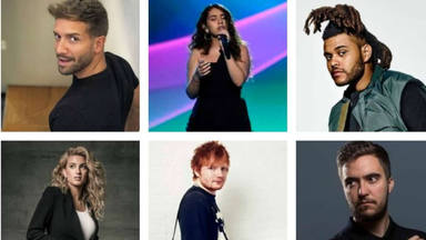 Los artistas que comenzaron subiendo vídeos a YouTube