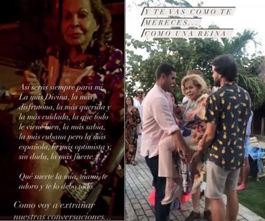 Elena Tablada stories