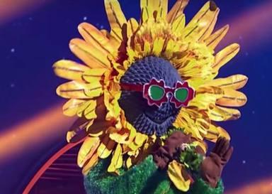 girasol mask singer