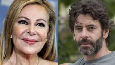 Eduardo Noriega recuerda su momento más embarazoso junto a Ana Obregón: Lo cuenta en 'El Hormiguero