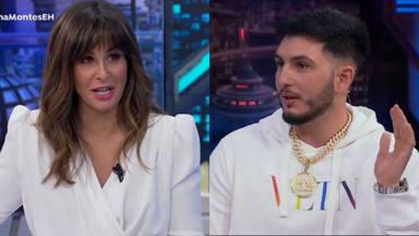 Zascas Nuria Roca a Omar Montes tras su tonteo