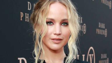 Jennifer Lawrence sufre un accidente en el rodaje de su nueva película