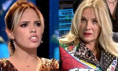 """Gloria Camila hace saltar por los aires a Belén Rodríguez tras defender a Olga Moreno: """"¿Sueñas con Olga?"""""""
