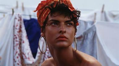 La actriz y modelo, Linda Evangelista