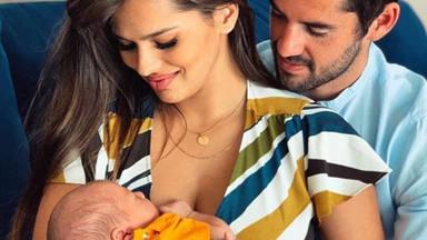 Sara Sálamo desvela los detalles de su parto: ''Fue muy largo y hubo complicaciones imprevistas''