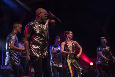 Soraya en el Concert Music Festival