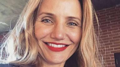 Cameron Díaz, tras un año retirada de la vida pública, se convierte en mamá de una niña a sus 47 años