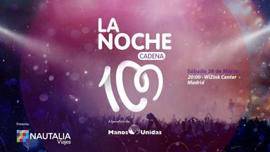 Mañana es el día: entradas a la venta de 'La Noche de CADENA 100' y primer artista confirmado