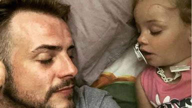 """Alex Casademunt da la mejor de las noticias sobre su hija Bruna: """"Ya está buena mi niña"""""""