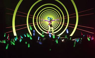 Hatsune Miku, l'estrella del pop virtual, triomfa a Barcelona