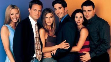 """Es confirma el retorn de """"Friends"""""""