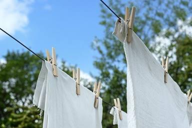 Com blanquejar la roba sense clor ni lleixiu!