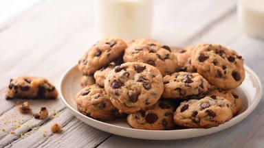 Dar con la forma perfecta de las cookies es posible