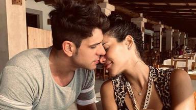 Las románticas vacaciones de Diego Matamoros y Carla Barber