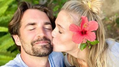 Patricia Montero y ALex Adrover aplazan boda