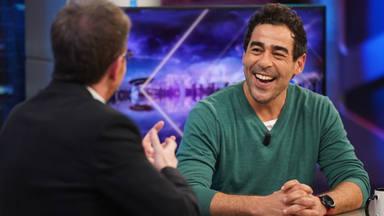"""Pablo Motos con Pablo Chiapella en """"El Hormiguero"""""""