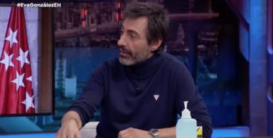Juan del Val debatiendo sobre las navidades en El Hormiguero