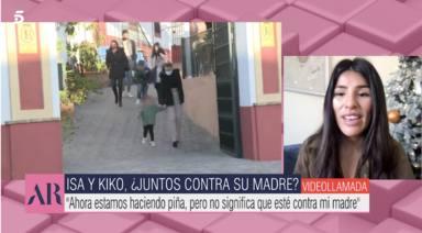 Isa Pantoja cuenta la verdad sobre Cantora