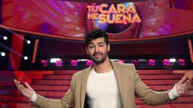 De las puertas de la final de 'OT' a ganar 'Tu cara me suena' Jorge González comparte su nueva ilusión