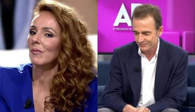 """Alessandro Lequio no se corta y le lanza un consejo a Rocío Carrasco: """"Me creo todo lo que ha dicho, pero…"""""""