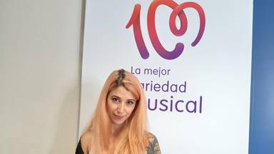 Bely Basarte presenta 'Tomando tequila' en CADENA 100