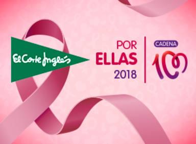 El Corte Inglés presenta CADENA 100por ellas 2018