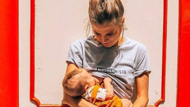 Verdelis revive emocionada una de las primeras veces de la pequeña Miren tras un año milagro