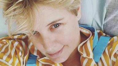 Tania Llasera es muy feliz y presume de ello: amor, trabajo y sentido del humor