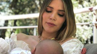 Rosanna Zanetti presume de su hijo Matteo en esta foto en la que muestra cómo ha crecido el pequeño