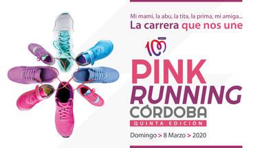 5ª Pink Running de Cadena 100 Córdoba