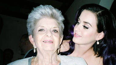 Fallece la abuela de Katy Perry