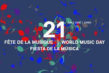 Día Mundial de la Música 21 de junio 2020