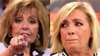 Carmen Borrego, la culpable de la ausencia de María Teresa Campos en televisión