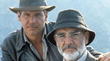 El entrañable mensaje de Harrison Ford a Sean Connery tras su muerte