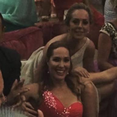 Chayo Mohedano apoya públicamente a Rocío Carrasco