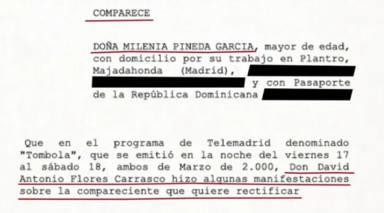 La prueba definitiva: Rocío Carrasco desenmascara a Antonio David y zanja los rumores sobre sus deslealtades