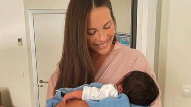 """Jessica Bueno revela los detalles de su parto más difícil: """"Con los otros no hubo ninguna complicación"""""""