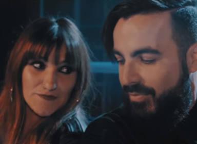"""Huecco, Rozalén y un violín protagonistas de """"Mirando al cielo"""""""