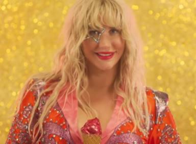 Kesha, rockera con The Struts