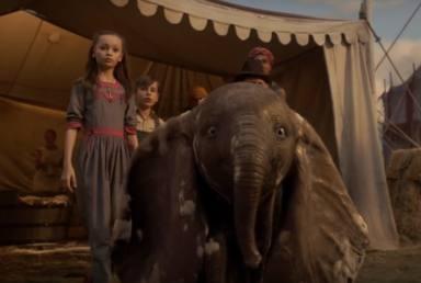 'Dumbo' se estrena con un toque de Tim Burton que la hace aún más mágica