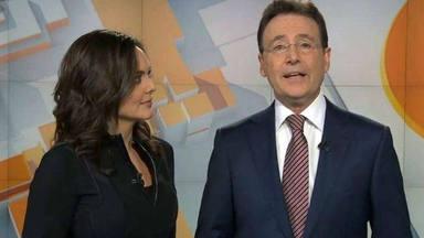 Así ha celebrado Mónica Carrillo sus 11 años de ''matrimonio televisivo'' con Matías Prats