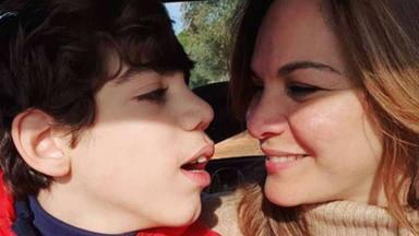 """El relato más sincero de Fabiola Osborne sobre la enfermedad de su hijo Kike: """"Es un milagro"""""""