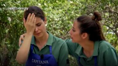 El peor día de Marta Torné en 'MasterChef Celebrity': pérdida de visión, ansiedad y expulsión final