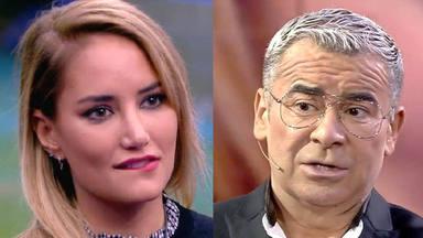 Alba Carrillo y Jorge Javier Vázquez en 'GH VIP 7'
