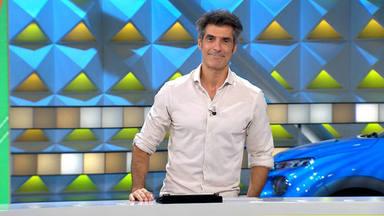 Jorge Fernández explica por qué dejó de teñirse las canas para presentar La ruleta de la suerte