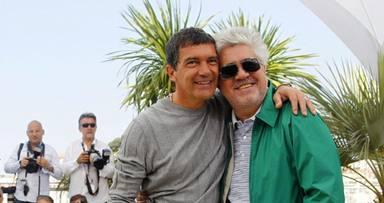 Pedro Almodóvar i Antonio Banderas, nominats als Oscars 2020