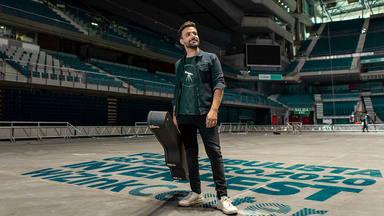 Funambulista desvela las colaboraciones de su concierto en Madrid